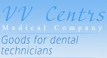 VV Centrs - Medical Company. Goods for dental technicians.
